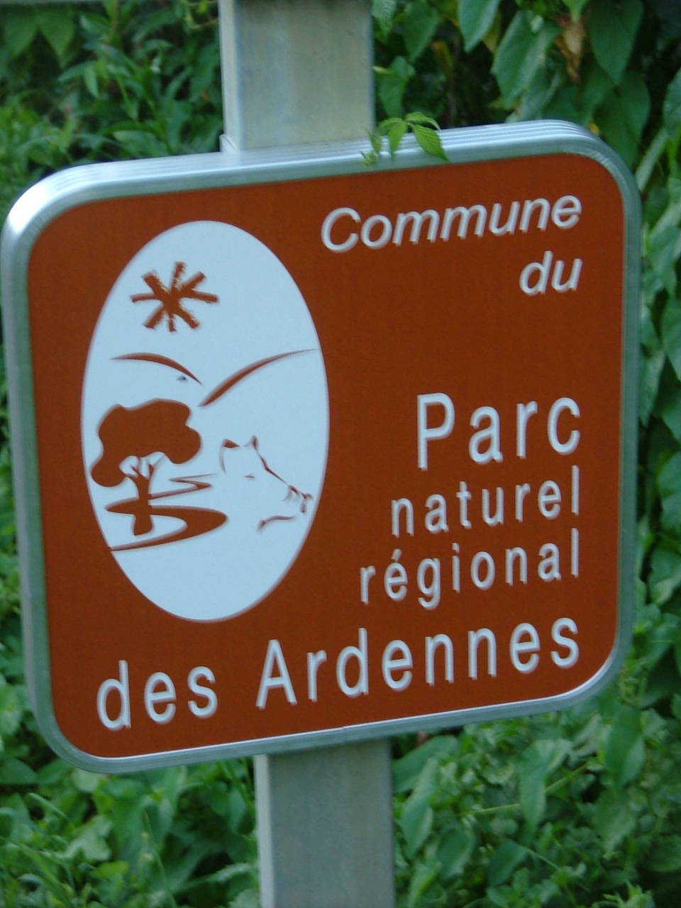 Maubert : Commune du Parc National Régional